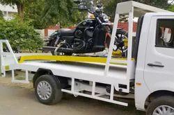 Offline Bike Courier Service