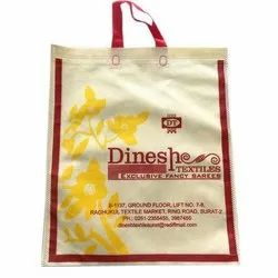 Handle Type: Loop Handle Printed Non Woven Grocery Bag