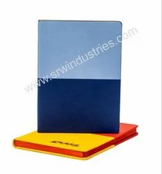 Premium Leather Notebook 2021, For Business
