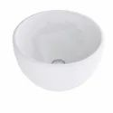 Round Plain Hindware Dome Over Counter Basin, 40*40*24 Cm