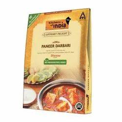 Kitchens Of India Paneer Darbari, Packaging Type: Packet