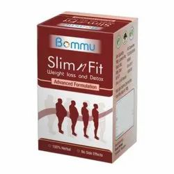 Slim N Fit Capsules, For Weight loss and Detox, Packaging Size: 60 Capsule