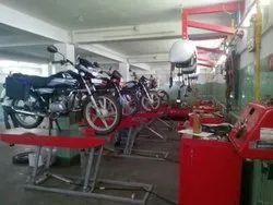 Hero New Glamour Bike Repairing Services