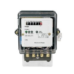 2 Wire Static Energy Meter