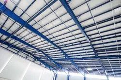 Prefab Conventional Steel Structures Service, For Construction