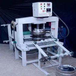 Fully Automatic High Speed Paper Thali Machine