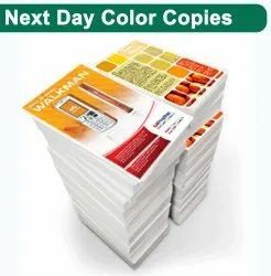Colour Printing Services, Location: Mumbai, Size: A4 And A3