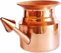 Newnik Jala Neti Pot - Copper Plain