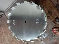 SS304 Cowl Impeller Cutting Blade