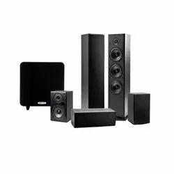 Polk Audio Fusion t Series 5.1 Tower Speaker
