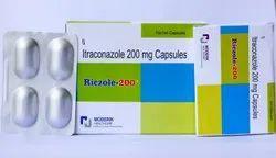 Itraconazole 200 Cap ( Riczole 200 Capsule)