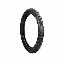 80/100-17 TL (''''F) 6/46P Two Wheeler Tire