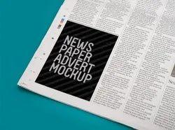 Newspaper Ad Design Service