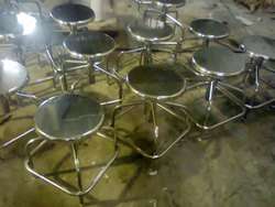 Metal Stool, For Office