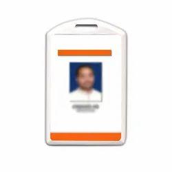 Sleek ID Card