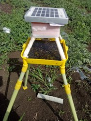 Solar Powered Electronic Pest Control Trap and Artificially Intelligent Pest Trap