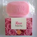 Flower Of Life Rose Soap