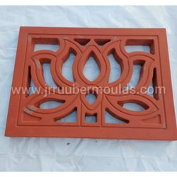 Ventilation Grill Rubber Moulds