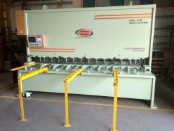 Rajshakti RHVR-1330 MS Plate Cutting Machine, For Industrial, Automatic Grade: Automatic