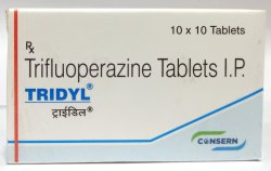 TRIDYL (Trifluoperazine Tablets I.P. )