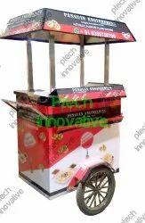 6 Nozzle Hand Cart