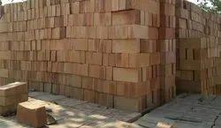Alumina Rectangular Fire Bricks, Size: 9 x 4.5 x 3