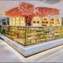 Riddhi Refrigerated Bakery Display Counter, For Commercial