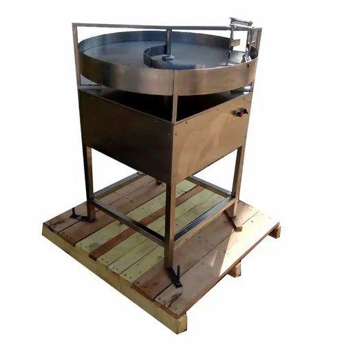 Automatic Turntable Machine