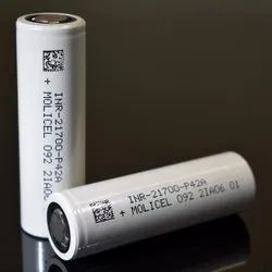 3.6V Molicel P42A Lithium Ion High Power Batteries, 67.8g