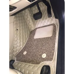 Rubber 7D Car Mat