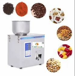 Automatic Granules / Powder Pouch Packing Machine 1g To 100g