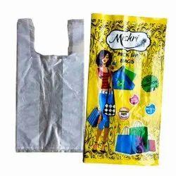 LDPE Transparent Plastic Natural Ld Carry Bag