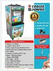 Donper Soft Ice Cream Machine With 1 Year Warranty