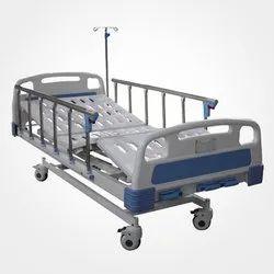 Three Crank Hospital Bed