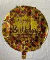 Happy Birthday Foil Balloons