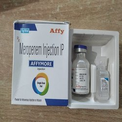 Meropenem Injection 1 gm