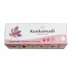Shastriya Ayurveda Kunkumadi Ayurvedic Fairness Cream, Packaging Size: 100 Gm