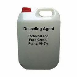 Technical And Food Grade Descaling Agent, Packaging Size: 5 Liters