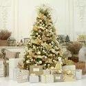 Christmas Tree Decorative Items And Lights
