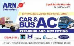 Bus AC Repairing Service