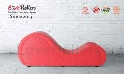 Red Wooden Hotel and Resort Furniture by LoveRollers
