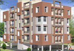 Concrete Frame Structures Hospital Building Construction Service