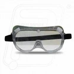 Chemical Splash Anti Fog Goggles
