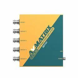 Avmatrix SD1191 Reclocking Distribution Amplifier