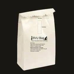 Throw Safe Vomit Urine Bag