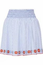 Ladies Skirts Woven Garments