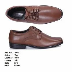 Trotter Tan Formal Shoes, Size: 5 - 11