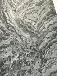 Silver Grey - Sawn   Brushed Tiles
