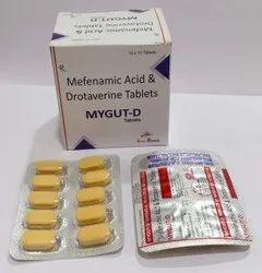 Mefenamic Acid & Drotaverine Tablets
