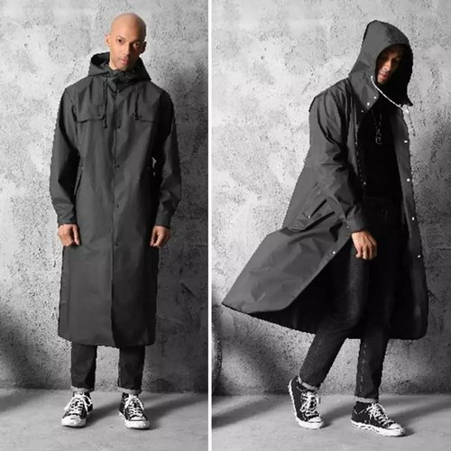 PVC Rain Coat